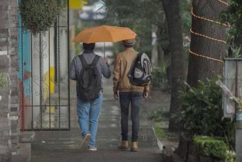 Pronostican lluvias fuertes en el norte del país
