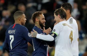 Real Madrid y Manchester City avanzan con empates a octavos de final en Liga Campeones