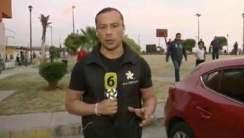 Reportero sufre agresión y asalto en el Edomex
