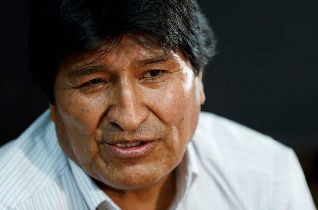 Evo Morales pide cooperación de los mexicanos para su manutención