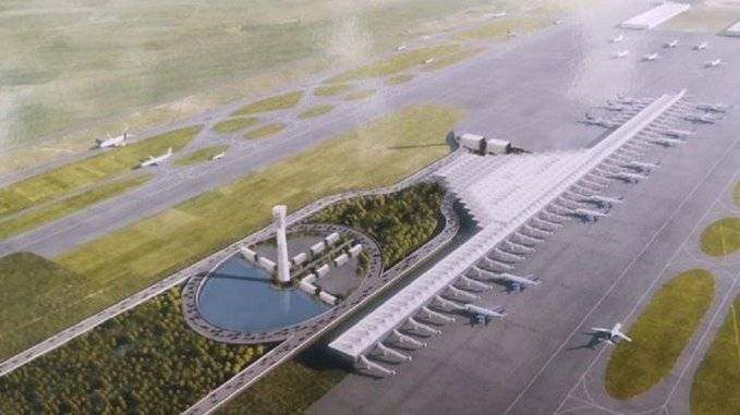 Presentan rediseño del espacio aéreo para Santa Lucía, AICM y Toluca