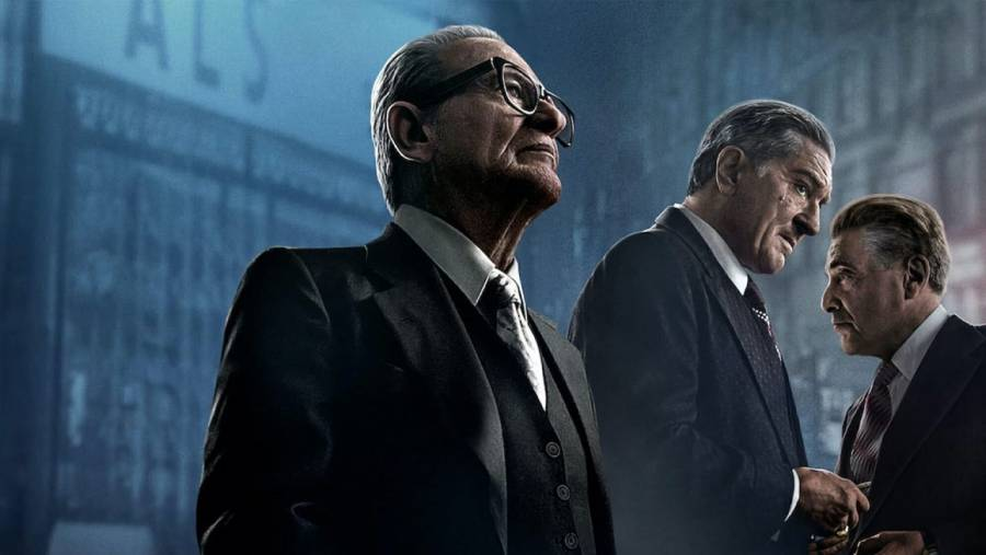 """The Irishman"" llega a Netflix"