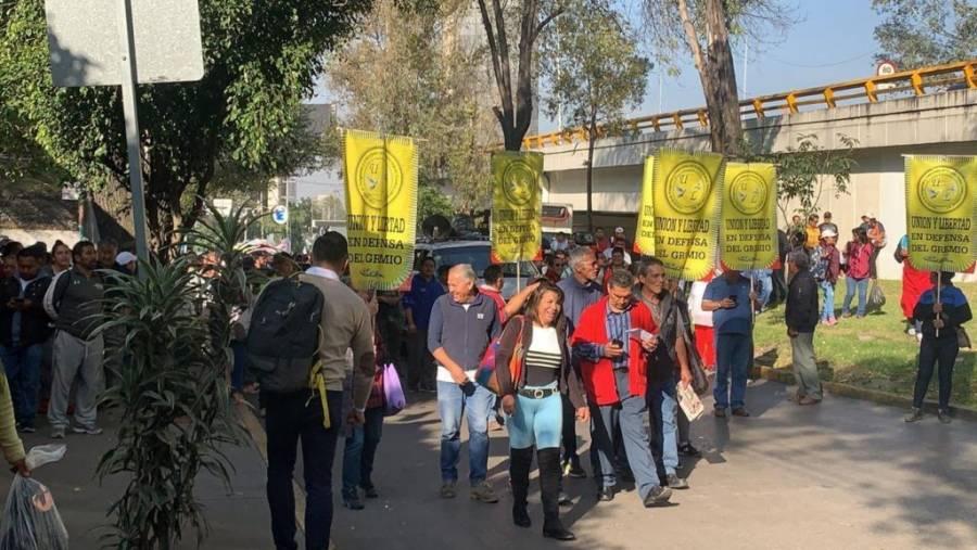 Luego de manifestaciones, renuncian tres funcionarios en la alcaldía Coyoacán