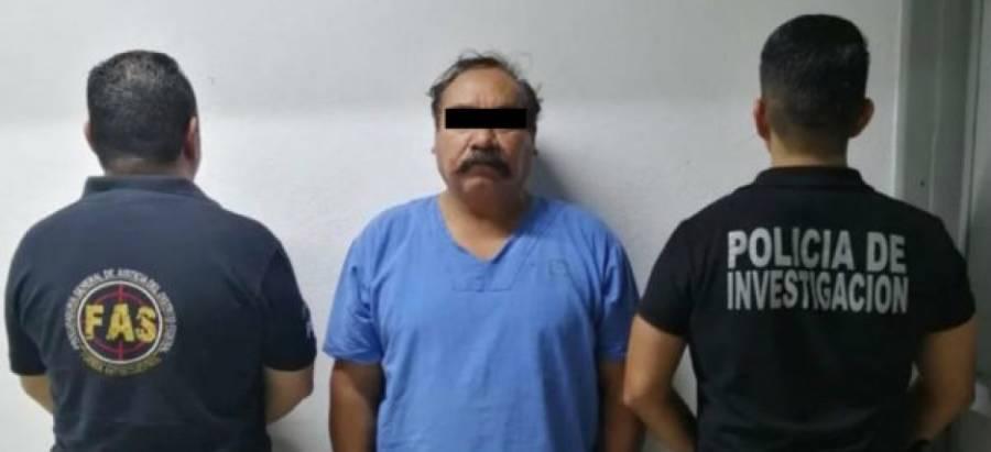Detienen a médico del IMSS involucrado con casos de secuestro en CDMX