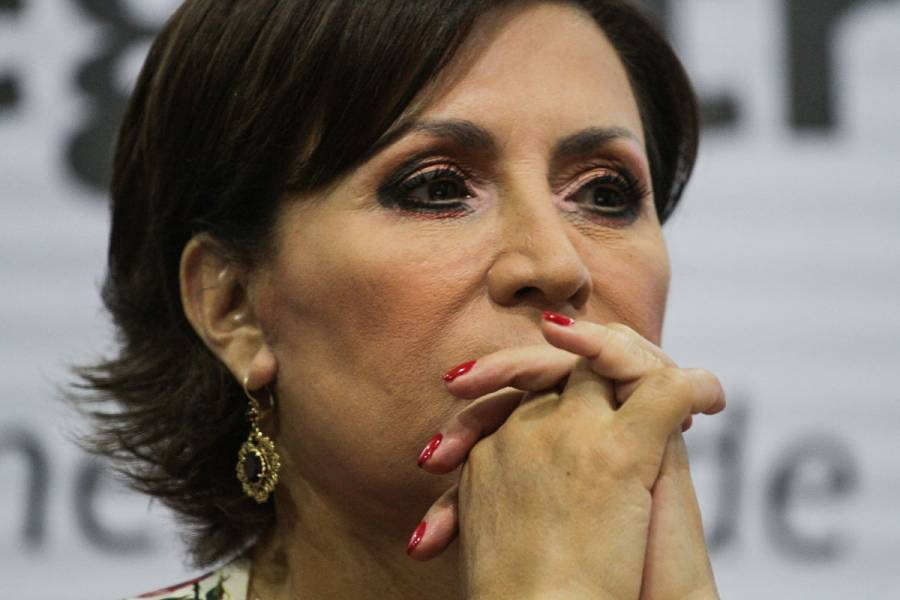 Diputados dan luz verde a juicio político contra Rosario Robles