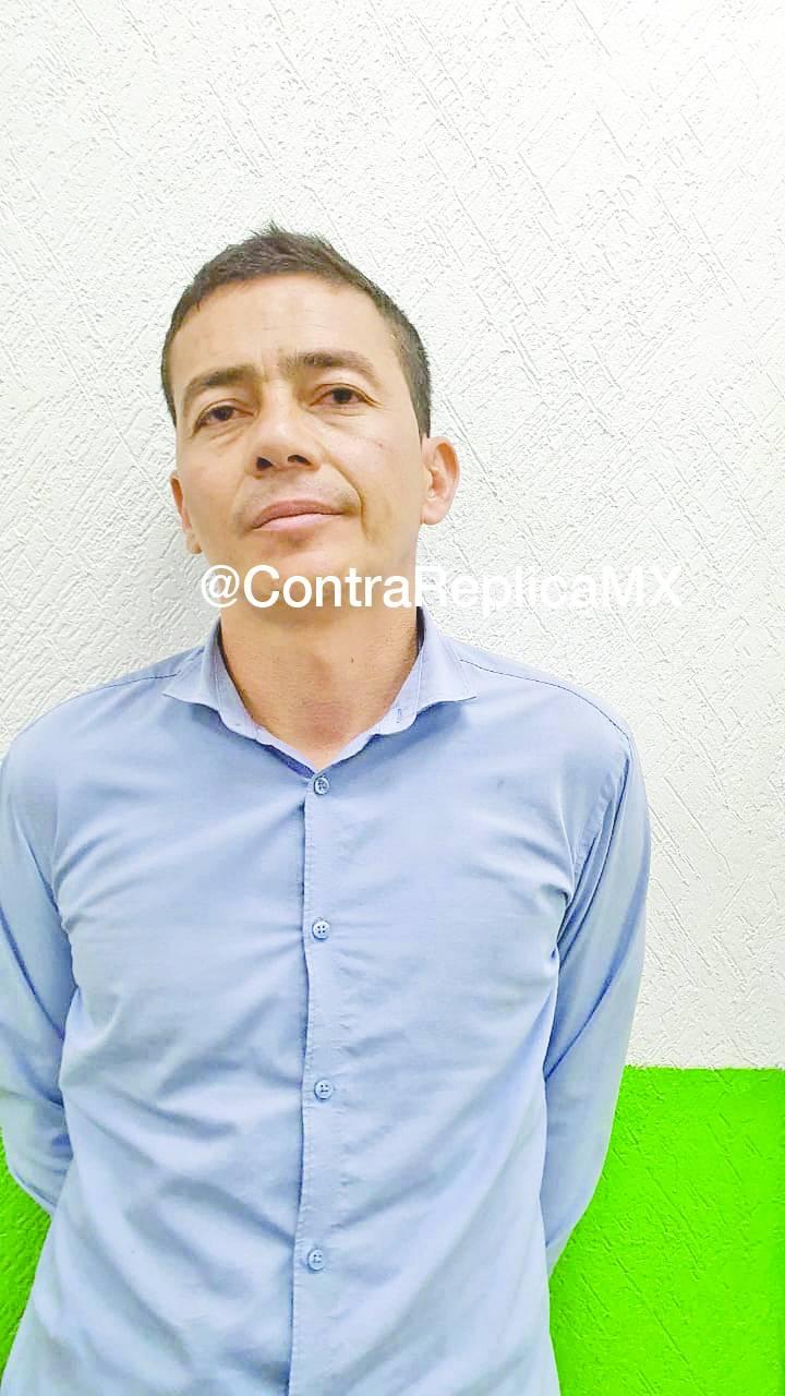 Detienen a colombiano presunto ladrón de cuentahabientes