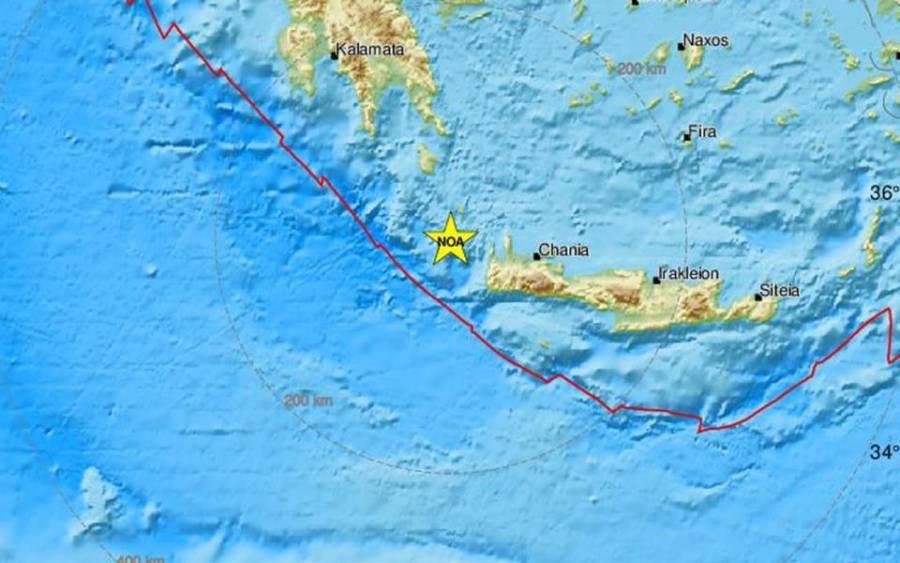 Terremoto de 6.0 grados sacude las costas de Grecia
