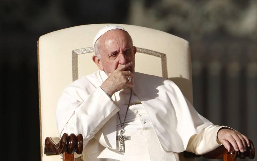 El Papa nombra nuevo controlador financiero tras operativos policiales