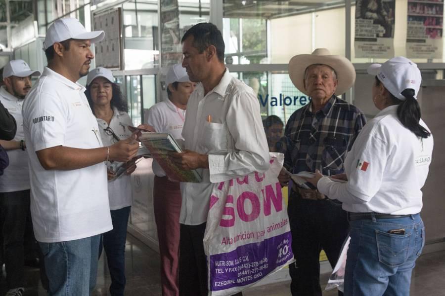 Programa Paisano espera a 3 millones de mexicanos