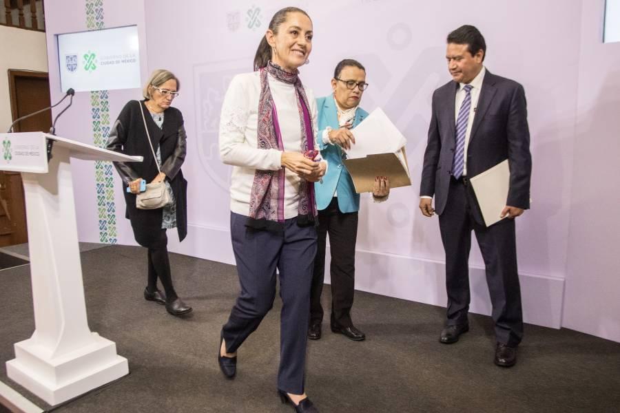 México no admitirá ninguna acción que viole su soberanía: Sheinbaum