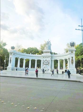 El 99% de monumentos vandalizados ya están limpios