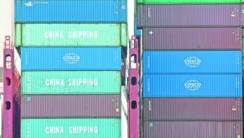 Caen exportaciones 1.5% en octubre