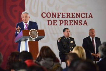 Reconoce AMLO cinco momentos de crisis en su gobierno; inseguridad tema pendiente