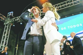 Derechista amplía su ventaja en escrutinio en Uruguay