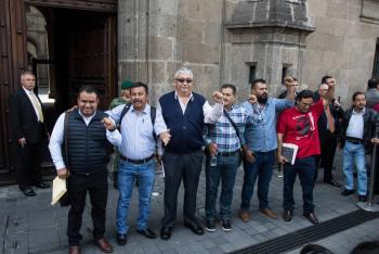 Poco, pero han avanzado acuerdos entre maestros y gobierno: CNTE