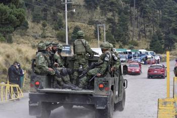 Por secuestros, reforzarán seguridad en volcanes
