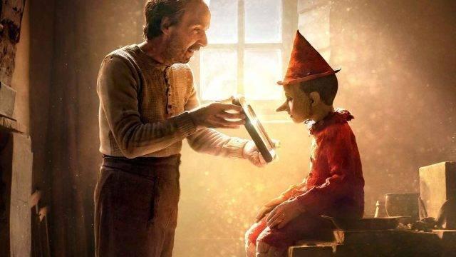 """Roberto Benigni será Gepetto en live-action de """"Pinocho"""""""