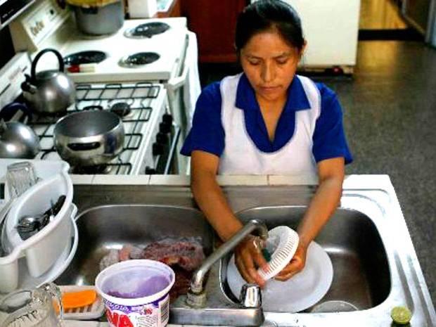 Aporta trabajo doméstico no remunerado 23.5% al PIB