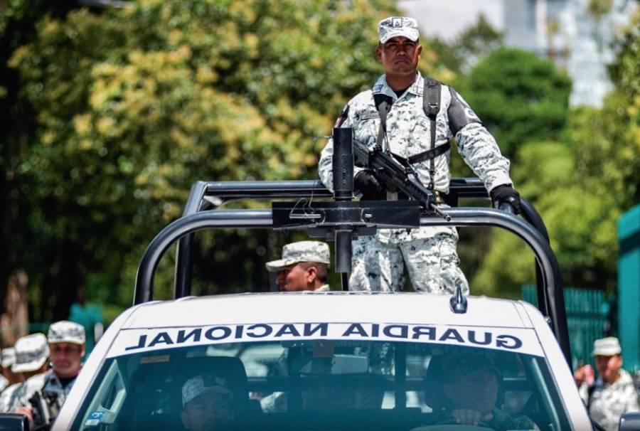 Arrestan en Sonora a estadounidense con armas de fuego