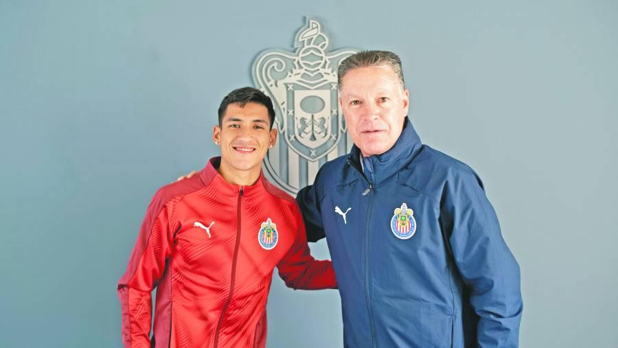 Por 11 mdd, Antuna se convierte en primer refuerzo de Peláez con Chivas