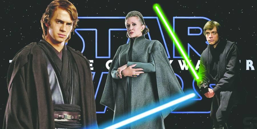 Star Wars llega a funciones de media noche.