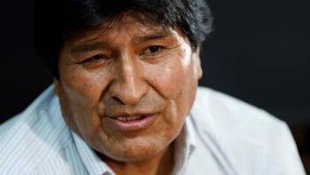 Evo Morales tiene orden de búsqueda internacional con notificación azul emitida por Interpol