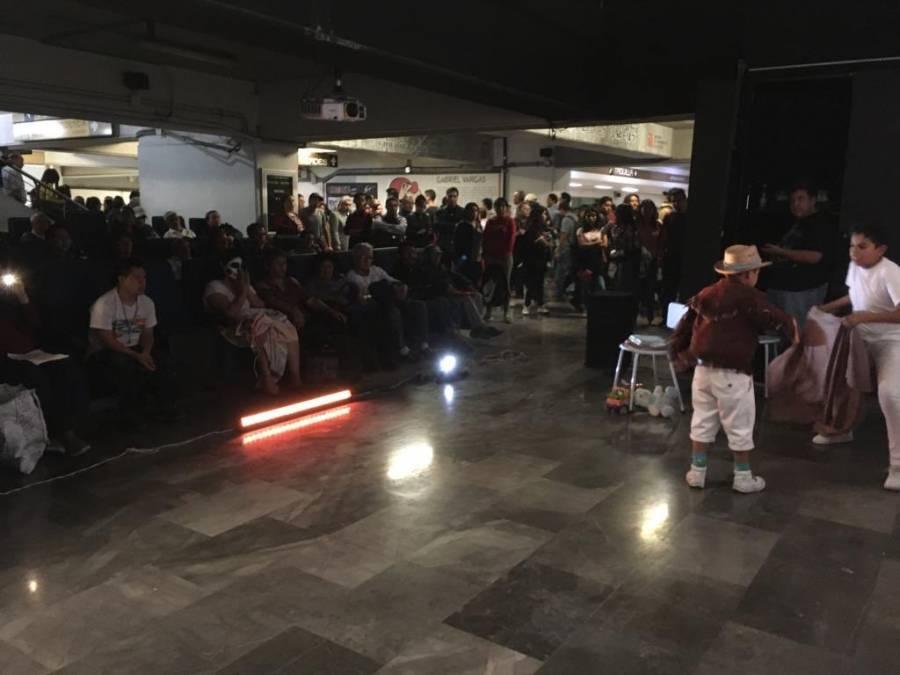 Cultura en el metro CDMX