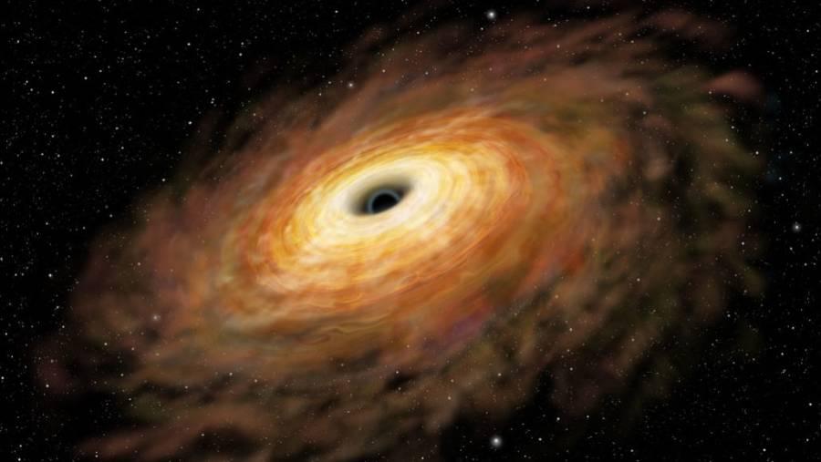 """Descubren un agujero negro tan grande que """"no debería existir"""""""
