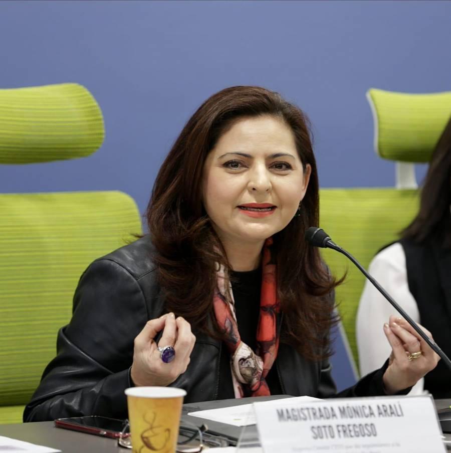 Lucha contra la violencia a las mujeres no será silenciosa: Mónica Soto
