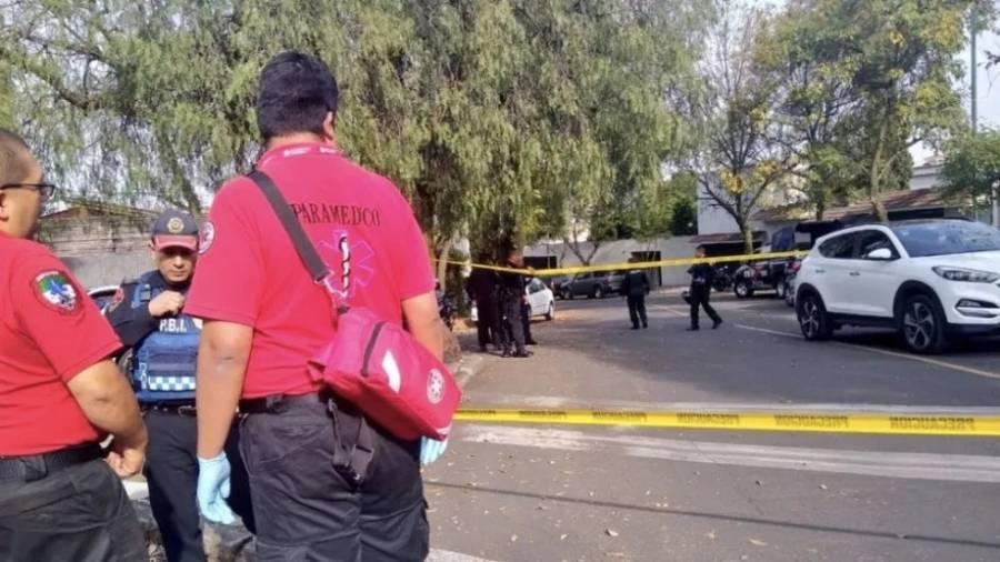 Se registra balacera en Bosques de Las Lomas; hay una persona herida