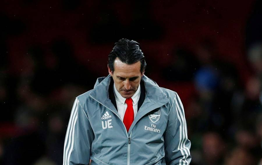 El Arsenal despide al entrenador Unai Emery tras malos resultados