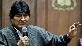 Declaran persona non grata a Evo Morales en Aguascalientes