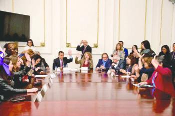 Avanza en comisiones Ley Olimpia; va al Pleno