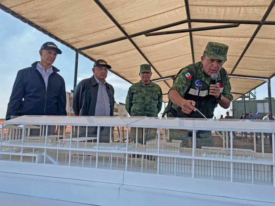 Confirma Presidente compra de acciones del aeropuerto de Toluca