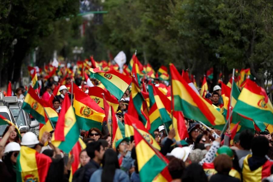 Bolivia deja elecciones para marzo del 2020