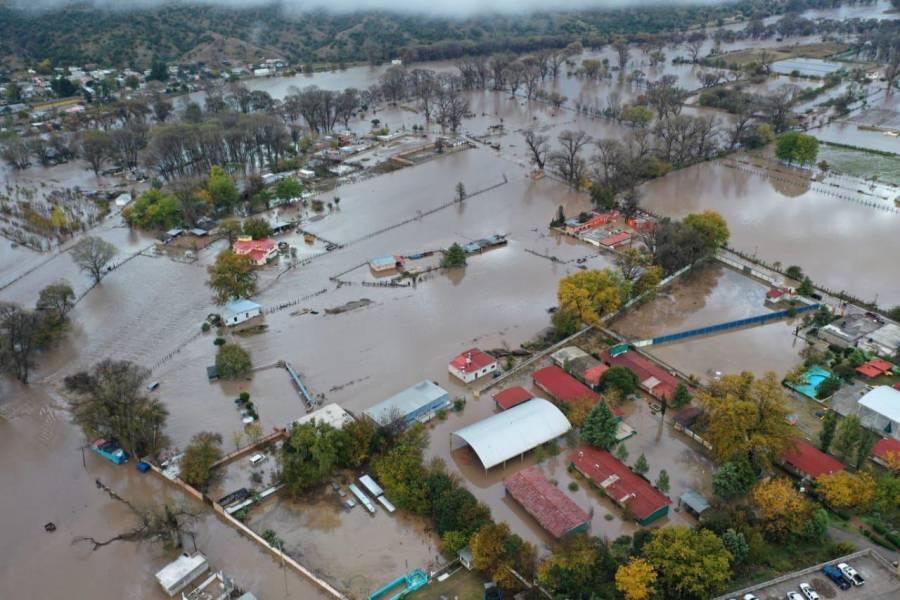 Durango se declara en emergencia por lluvias