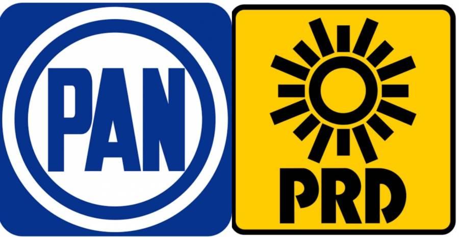 PAN y PRD llaman a marcha mañana