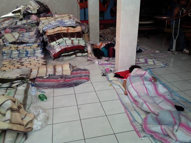 """Rescatan a 21 niños del albergue """"Mamá Rosita"""" en Michoacán"""