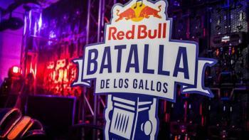 Se disputa la Batalla de Gallos Red Bull 2019
