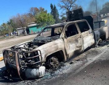 Se da una fuerte balacera en Villa Unión, Coahuila; cinco muertos