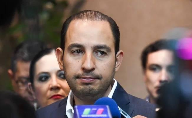 Venimos a pedir que se cumpla a los mexicanos lo que se ofreció: Marko Cortés