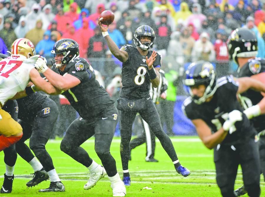 Ravens vence a 49ers con patada de 48 yardas