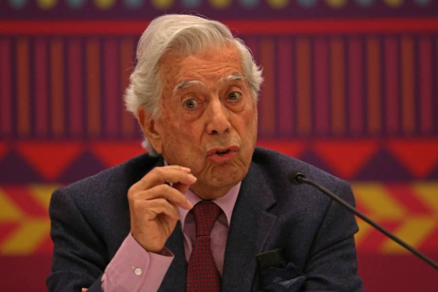 Mario Vargas Llosa responde a comentarios de Gutiérrez Muller