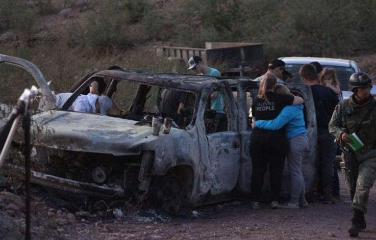 FGR informa la detención de tres personas vinculadas al caso LeBarón