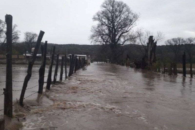 Durango evalúa daños causados por lluvias
