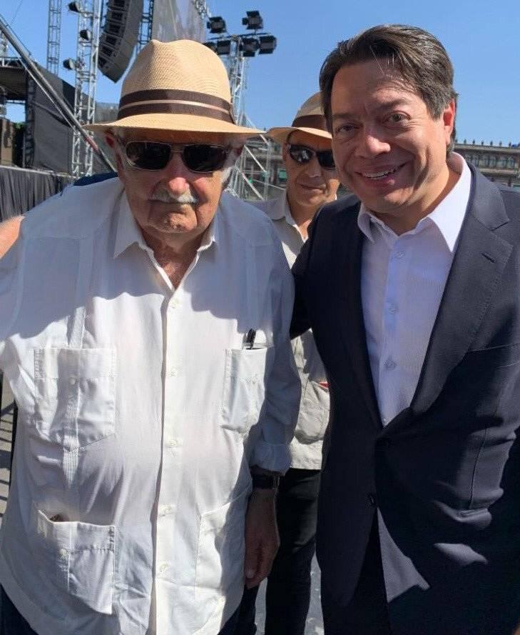 Legisladores de Morena consolidan la Cuarta Transformación a favor de la población: Mario Delgado