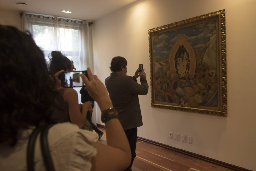 A un año de su apertura, Los Pinos es el tercer museo más visitado de CDMX