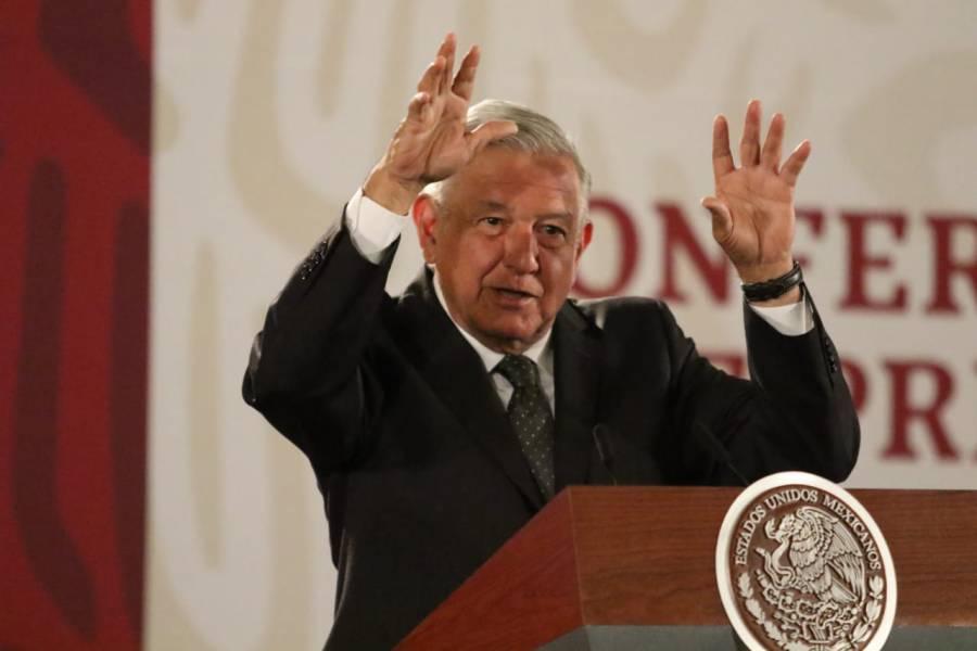Vargas Llosa es libre de expresarse: AMLO