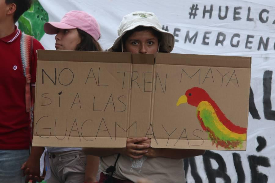 Prevén autoridades capitalinas por lo menos 7 manifestaciones