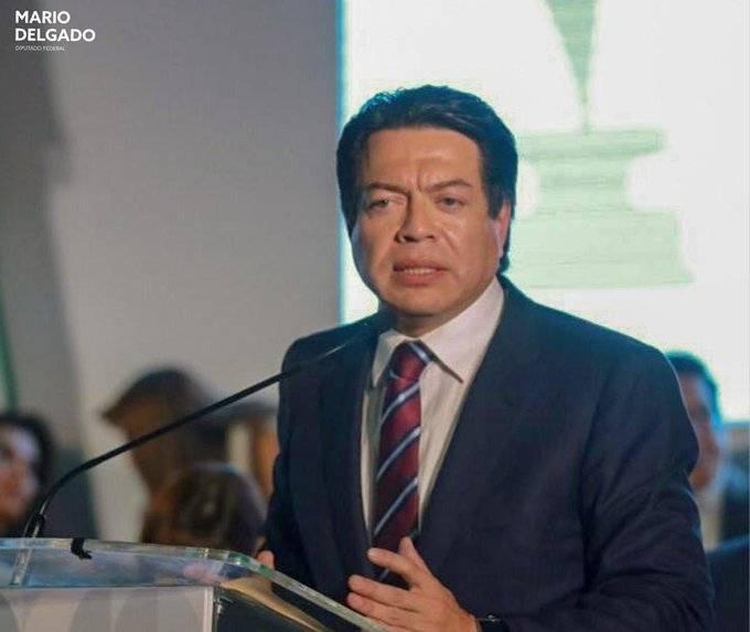 Se creará una Asociación de Legisladores en favor de la Cuarta Transformación informa Mario Delgado